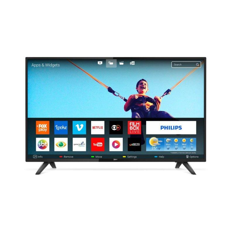 Smart TV Philips 32 LED HD 32PHG5813/78 Ultra Slim Wi-Fi 2 HDMI 2 USB