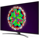 Smart TV LG 55 55NO86S 4K IPS NanoCell WiFi BT HDR Inteligência Artificial ThinQAI Alexa Preta