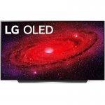 Smart TV LG 55 OLED55CX 4K OLED Bluetooth Inteligência Artificial ThinQAI Magic Google Alexa Preta