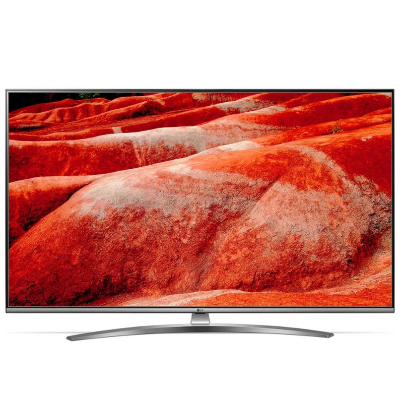 Smart TV LG 55 Ultra HD 4K 55UM7650 ThinQ Al WebOS 4.5 HDR Ativo DTS Virtual X 4 HDMI 2 USB