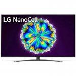 Smart TV LG 65 65NO86S 4K IPS NanoCell BT HDR Inteligência Artificial ThinQAI Google Alexa Preta