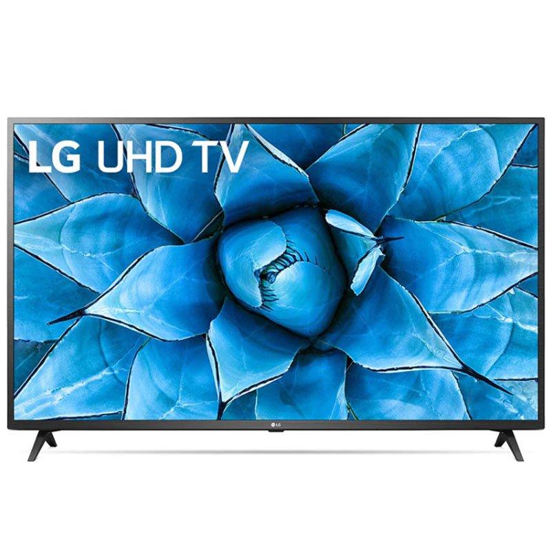 Smart TV LG 65 65UN7310 4K UHD BT Inteligência Artificial ThinQ AI Google Assistente Alexa Preta