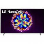 Smart TV LG 75 75NO90S 4K IPS NanoCell BT Inteligência Artificial ThinQAI Google Alexa IOT Preta