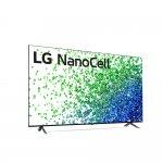 Smart TV LG 75 4K UHD 75UP8050 WiFi e Bluetooth HDR ThinqAI Smart Magic Google Alexa Preto