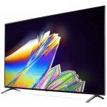 Smart TV LG 75 75NO95S 8K IPS NanoCell BT Inteligência Artificial ThinQAI Google Alexa IOT Preta
