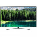 Smart TV LG LED 55 4K 55SM8600 com NanoCell AI Cinema Dolby Atmos WebOS 4.5 e Wi-Fi