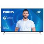 Smart TV Philips 58 PUG7625 4K UHD P5 WI-FI Bluetooth HDR 3 HDMI 2 USB