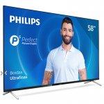 Smart TV Philips 58 58PUG7625/78 4K UHD P5 WI-FI Bluetooth HDR 3 HDMI 2 USB