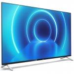 Smart TV Philips 65 4K UHD P5 HDR10 Bluetooth WiFi 3 HDMI 2 USB Bordas Ultrafinas Preto