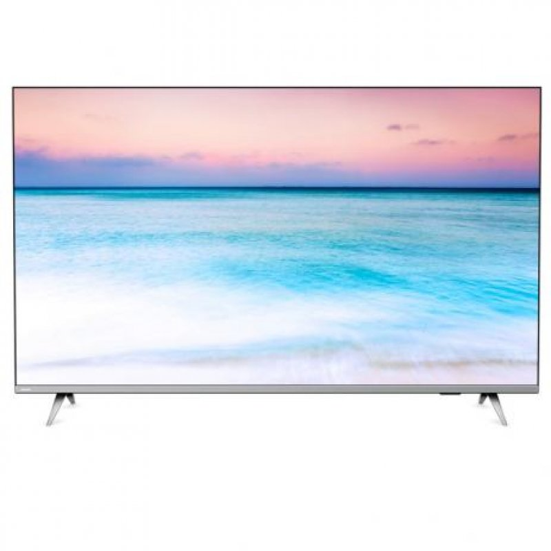 Smart TV LED 58 Philips 58PUG6654/78 Ultra HD 4k Design sem Bordas Wi-fi Bluetooth 3 HDMI 2 USB