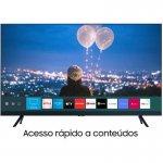 Combo Smart TV Samsung 65 Crystal UHD 4K 2020 TU8000 Borda Ultrafina E Soundbar Samsung Bluetooth