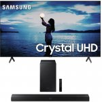 Combo Smart TV Samsung 75 Crystal UHD 4K 2020 TU7020 Bluetooth E Soundbar Samsung Bluetooth
