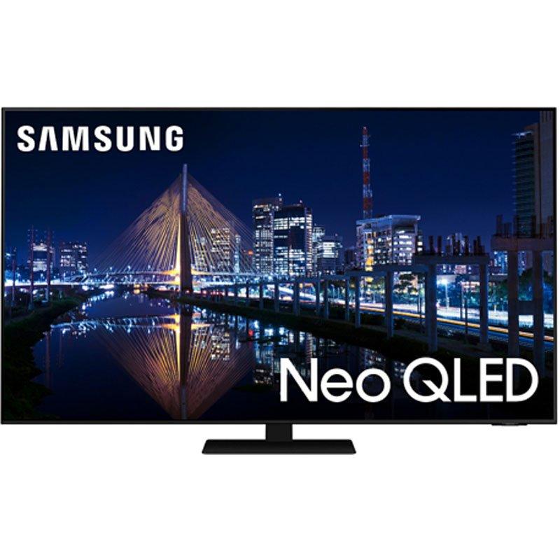 Samsung Smart TV 75 Neo QLED 4K 75QN85A, Mini Led, Painel 120hz, Processador IA, Som em Movimento