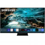 Samsung Smart TV 75 Neo QLED 8K 75QN800A, Mini Led, Painel 120hz, Processador IA, Som em Movimento