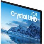 Samsung Smart TV 85 Crystal UHD 4K 85AU8000, Painel Dynamic Crystal Color, Design slim