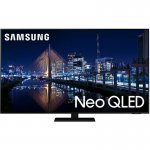 Samsung Smart TV 85 Neo QLED 4K 85QN85A, Mini Led, Painel 120hz, Processador IA, Som em Movimento,