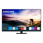 Smart TV Samsung QLED 4K Q80T 55, Modo Game, Modo Ambiente 3.0, Borda Infinita