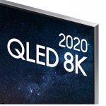 Smart TV Samsung QLED 8K 65 QN65Q800TAGXZD Modo Ambiente 3.0 Borda Infinita