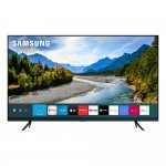 Smart TV Samsung 50 QLED Q60T Borda Ultrafina Design com Cabos Escondidos