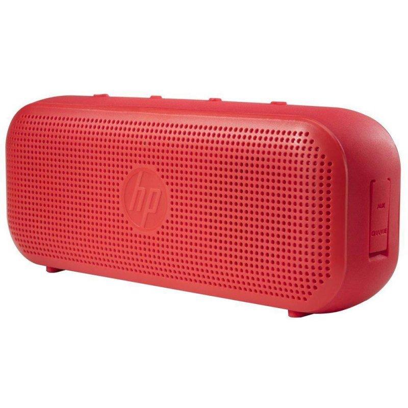 Caixa de Som Portátil Bluetooth HP S400 Vermelho