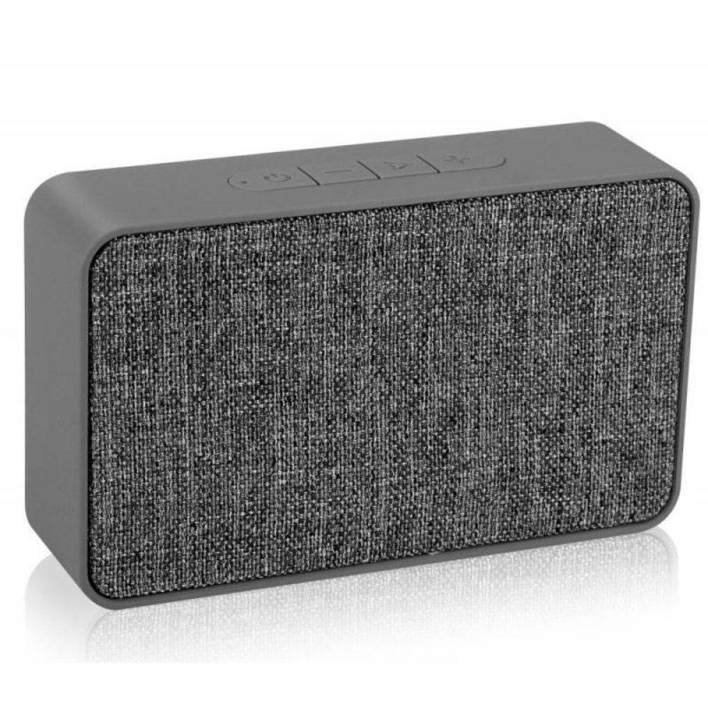Caixa de Som Bluetooth com Entrada USB Micro SD e P2 Xtrax X500 Cinza