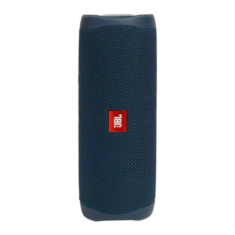 Caixa de som portátil JBL JBLFLIP5BLU 20W Bluetooth 12hs de reprodução a prova de água Azul