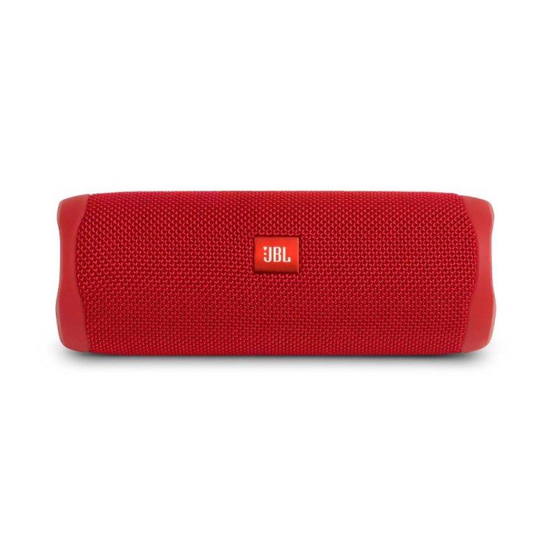 Caixa de som Portátil JBL Flip 5 Bluetooth até 12 horas reprodução à prova de água Vermelha
