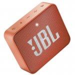 Caixa de Som Bluetooth à Prova d´Água Laranja- JBLGO2ORG