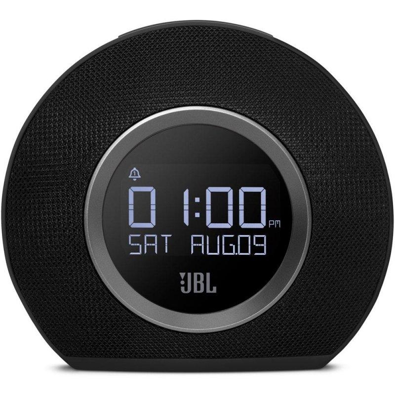 Caixa de som e Rádio Relógio JBL Horizon Bluetooth Com carregamento USB e Luz Ambiente