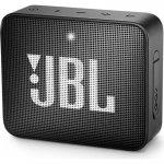 Caixa de Som JBL Bluetooth à Prova de Água JBLGO 2 Preta