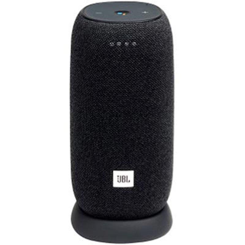 Caixa de Som Portátil ativada por voz JBL Link Portable Bluetooth a prova de água Preto