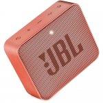 Caixa de som portátil JBL GO 2 Bluetooth a prova de água Canela