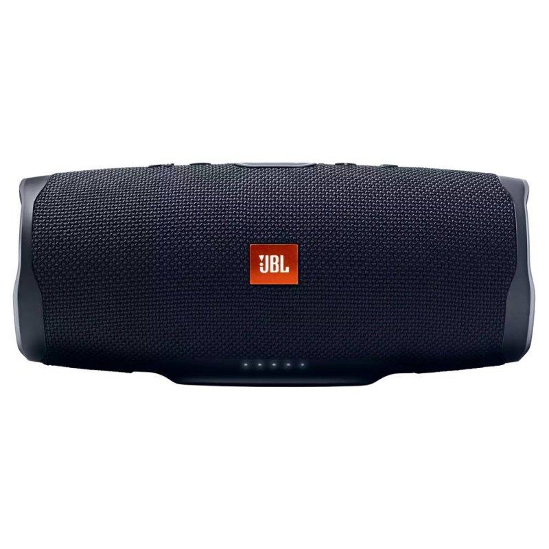 Caixa de som portátil JBL Charge 4 Bluetooth 20 horas de reprodução à prova de água Preto