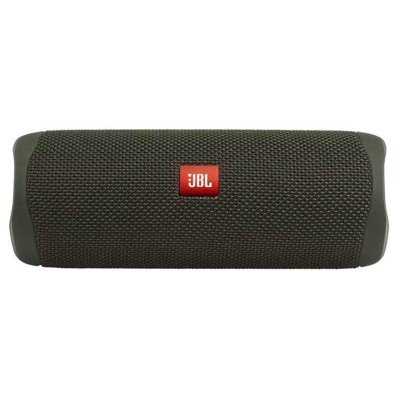 Caixa de som Portátil JBL Flip 5 Bluetooth até 12 horas reprodução à prova de água Verde