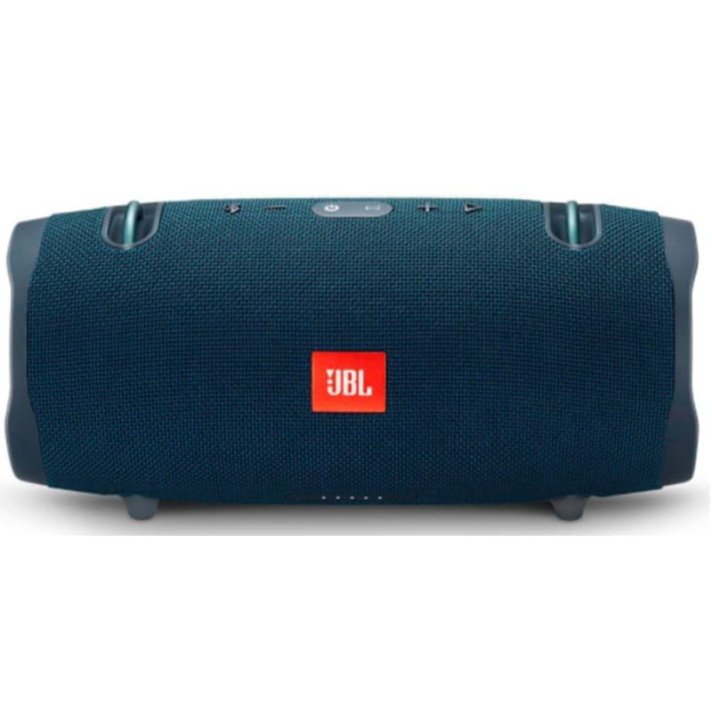 Caixa de som Portátil JBL Xtreme 2 Bluetooth a Prova de Água 40W Azul