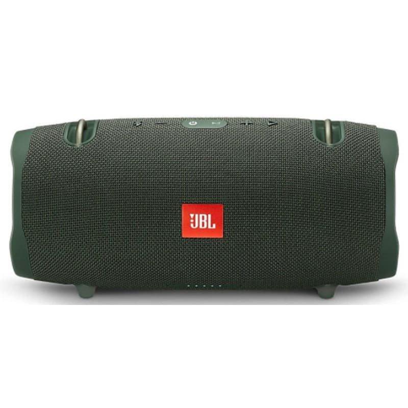 Caixa de som Portátil JBL Xtreme 2 Bluetooth a Prova de Água 40W Verde