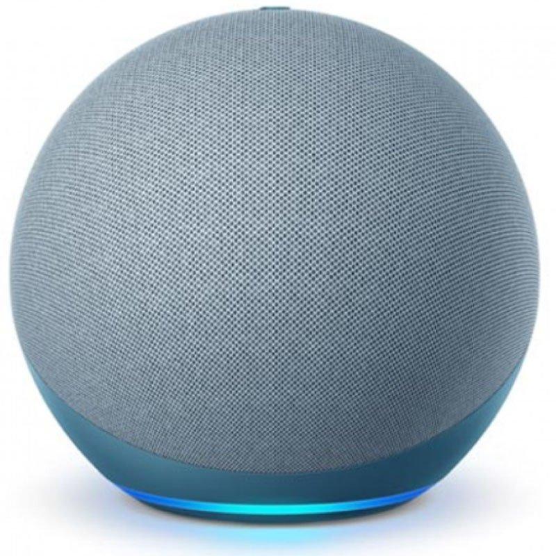 Echo Dot 4a geração Smart Speaker com Alexa - Cor Azul