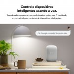 Google Nest Audio Giz Speaker com Google Assistente