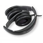 Headphone Yamaha HPH-PRO300 Preto com 53 ohms e Cabo de 1,2m