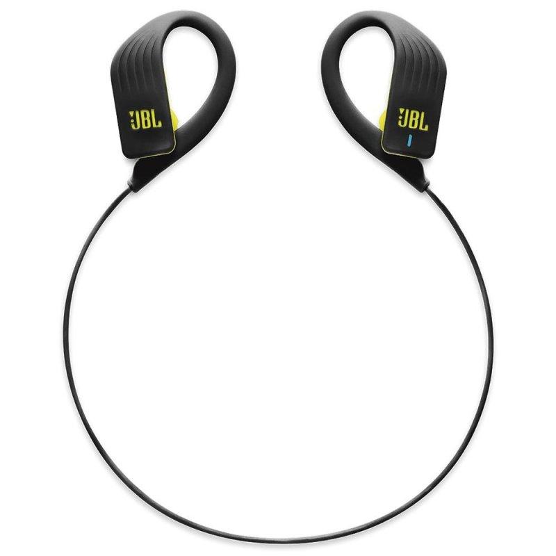 Fone de Ouvido sem fio Esportivo JBL Endurance SPRINT Preto e Verde Bluetooth À prova de água