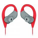 Fone de Ouvido sem fio Esportivo JBL Endurance SPRINT Vermelho Bluetooth À prova de água