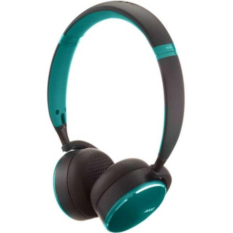 Fone Estéreo Bluetooth On Ear AKG Y500 Verde