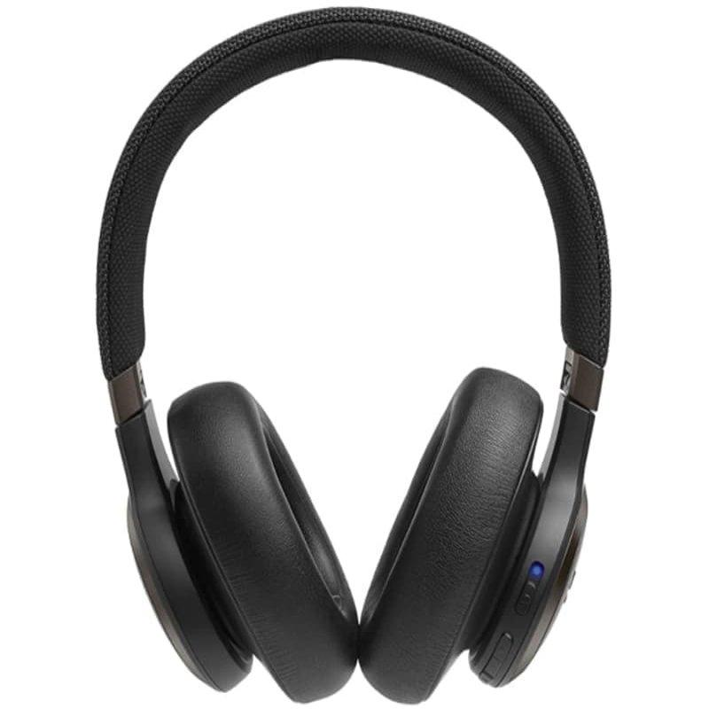 Headphone JBL LIVE 650BT com Alexa Integrada Cancelamento de Ruído Preto
