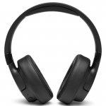 Headphone JBL Tune 750BTNC Over Ear sem Fio com Cancelamento de Ruídos Preto