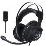 Headset Gamer HyperX Cloud Revolver S (Gun Metal) Para Xbox One Wii U e Mac Preto