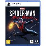 Jogo PS5 Marvel Spider Man Miles Morales