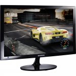 Monitor Gamer Samsung 24 Full HD LED LS24D332HSXZD HDMI Flicker Free 1ms 75Hz Preto