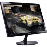 Monitor Gamer Samsung 24 Full HD LED LS24D332HSXZD HDMI Flicker Free 1ms 75 Hz Preto