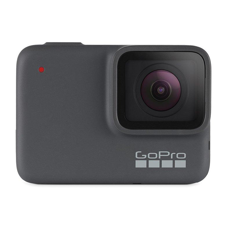Câmera Digital GoPro Hero 7 Silver 10MP Gravação 4K Wi-Fi Bluetooth à Prova D`Água