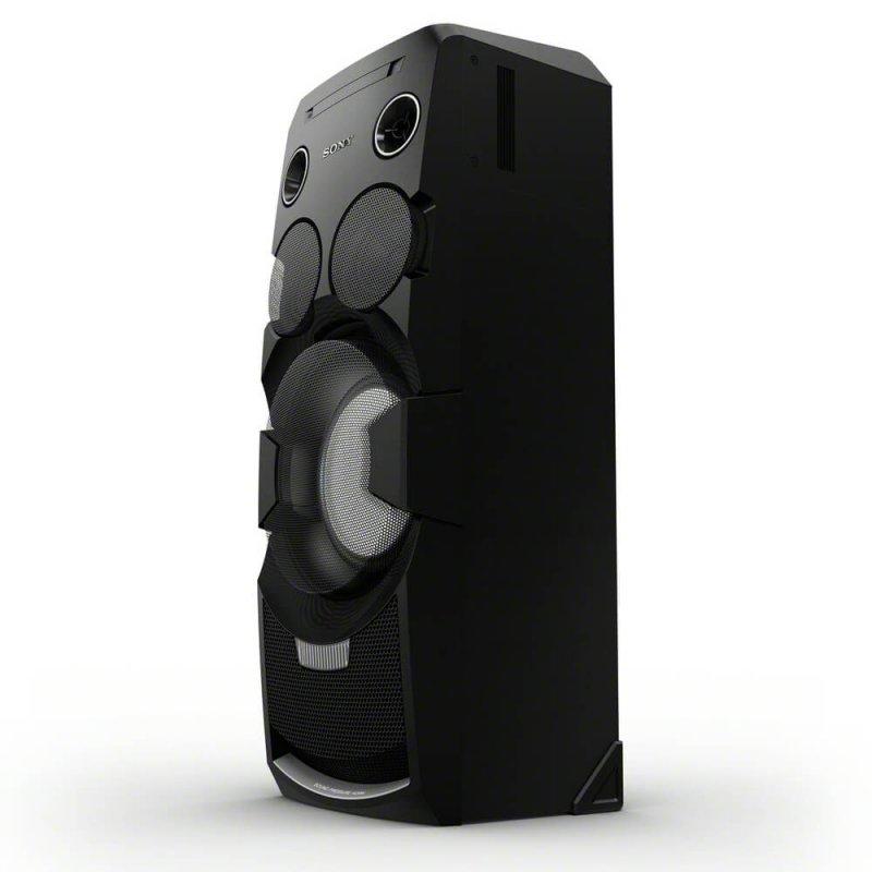 54a873251 Mini System Sony MHC-V7D Preto 1200W RMS com Bluetooth NFC e Duas Entradas  USB - Compre Online